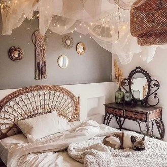 Trendy Bohemian Style Decoration Ideas For You To Try 43