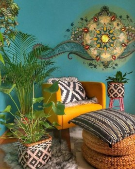 Trendy Bohemian Style Decoration Ideas For You To Try 49
