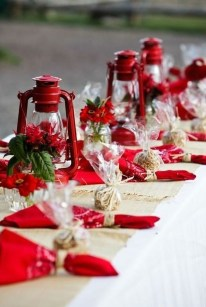 Unordinary Valentine Outdoor Decorations Table Settings For Couple 24