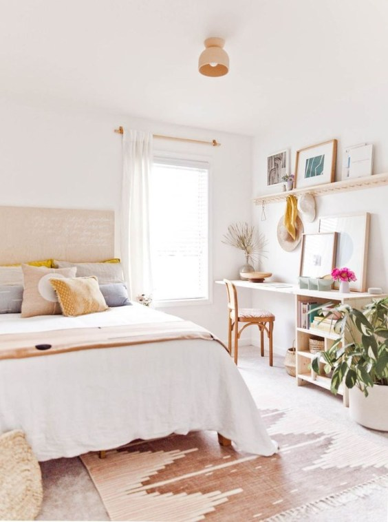 Affordable Rug Bedroom Decor Ideas To Try Right Now 45
