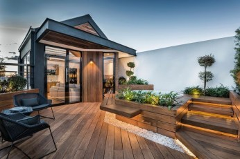 Attractive Terrace Design Ideas For Home On A Budget To Have 31