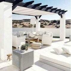 Attractive Terrace Design Ideas For Home On A Budget To Have 43