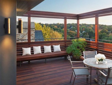 Attractive Terrace Design Ideas For Home On A Budget To Have 51