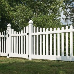 Awesome Farmhouse Garden Fence For Winter To Spring 39