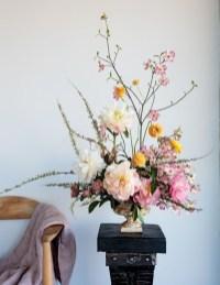 Best Spring Flower Arrangements Centerpieces Decoration Ideas 39