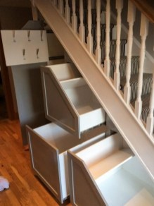Brilliant Storage Ideas For Under Stairs To Try Asap 04