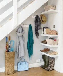 Brilliant Storage Ideas For Under Stairs To Try Asap 10