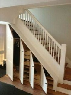 Brilliant Storage Ideas For Under Stairs To Try Asap 20