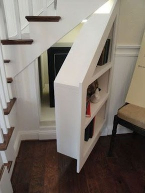 Brilliant Storage Ideas For Under Stairs To Try Asap 25