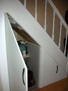 Brilliant Storage Ideas For Under Stairs To Try Asap 27