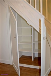 Brilliant Storage Ideas For Under Stairs To Try Asap 28