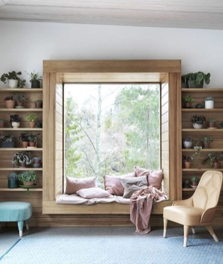 Comfy Window Seat Ideas For A Cozy Home 34