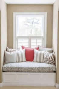 Comfy Window Seat Ideas For A Cozy Home 48