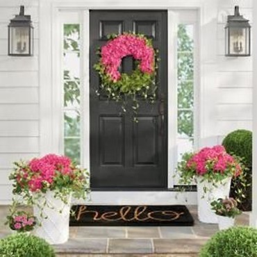 Creative DIY Exterior Design Ideas For Spring And Summer 16