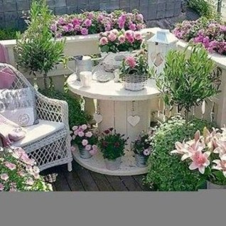 Creative DIY Exterior Design Ideas For Spring And Summer 21