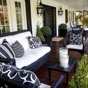 Creative DIY Exterior Design Ideas For Spring And Summer 30