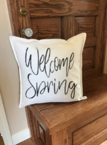 Cute Spring Porch Pillow Decoration Ideas That Will Inspire You 10