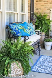 Cute Spring Porch Pillow Decoration Ideas That Will Inspire You 15