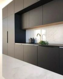 Delicate Black Kitchen Interior Design Ideas For Kitchen To Have Asap 39