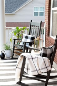 Elegant Chair Decoration Ideas For Spring Porch 46