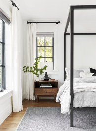Fabulous White Bedroom Design In The Small Apartment 11