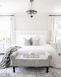 Fabulous White Bedroom Design In The Small Apartment 23