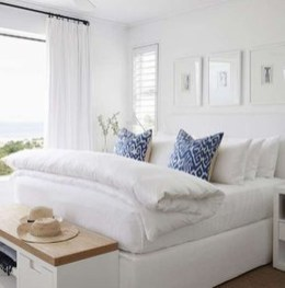 Fabulous White Bedroom Design In The Small Apartment 37