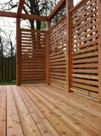 Fantastic Wood Terrace Design Ideas That You Can Try In This Spring 04