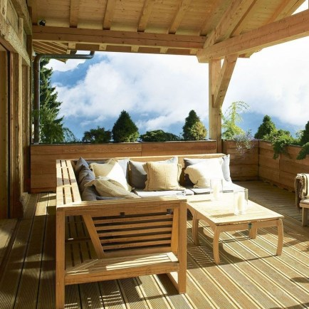 Fantastic Wood Terrace Design Ideas That You Can Try In This Spring 15