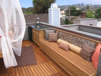 Fantastic Wood Terrace Design Ideas That You Can Try In This Spring 29