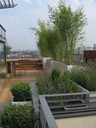 Fantastic Wood Terrace Design Ideas That You Can Try In This Spring 35