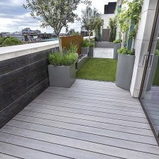 Fantastic Wood Terrace Design Ideas That You Can Try In This Spring 41