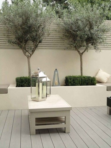 Fascinating Small Balcony Ideas With Relax Seating Area 04