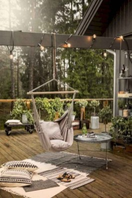 Fascinating Small Balcony Ideas With Relax Seating Area 28