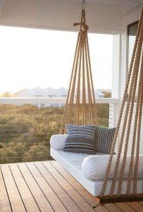 Fascinating Small Balcony Ideas With Relax Seating Area 31