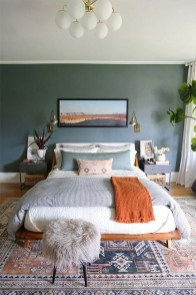 Stunning Teenage Bedroom Decoration Ideas With Big Bed 07