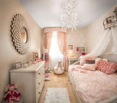 Stunning Teenage Bedroom Decoration Ideas With Big Bed 33