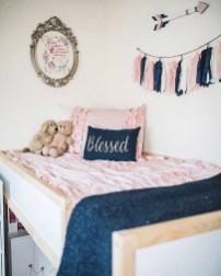 Stunning Teenage Bedroom Decoration Ideas With Big Bed 43