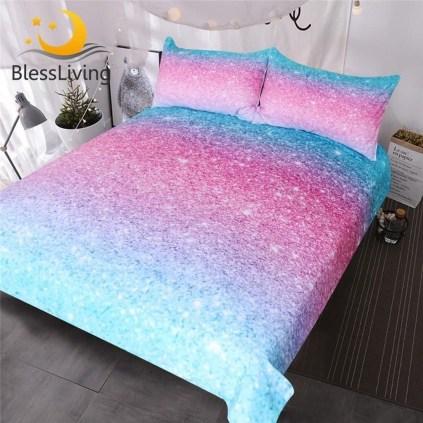 Stunning Teenage Bedroom Decoration Ideas With Big Bed 48