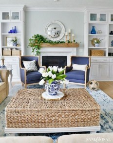 Superb Living Room Decor Ideas For Spring To Try Soon 19