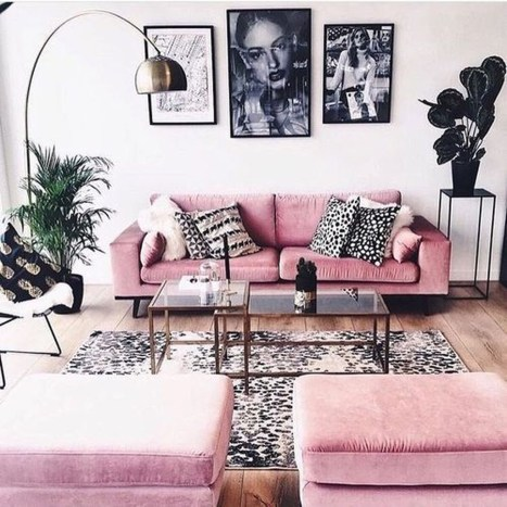 Superb Living Room Decor Ideas For Spring To Try Soon 43