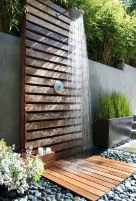 A Perfect Collection Of Outdoor Shower Ideas For Your Home 09