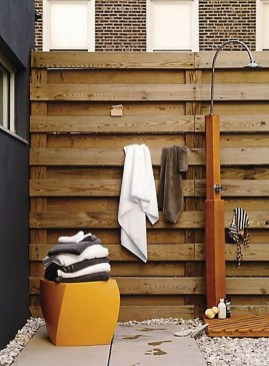 A Perfect Collection Of Outdoor Shower Ideas For Your Home 15