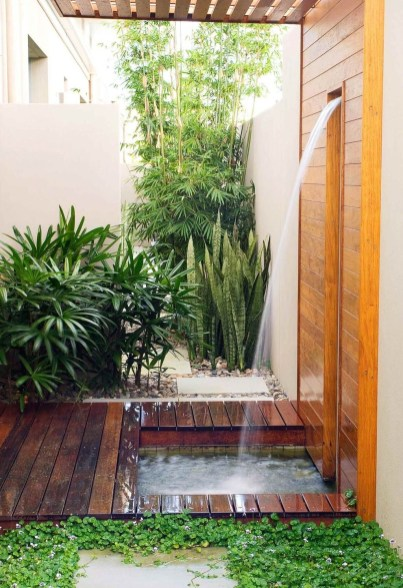 A Perfect Collection Of Outdoor Shower Ideas For Your Home 37