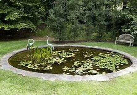 Adorable Fish Ponds Inspirations For Your Home 02
