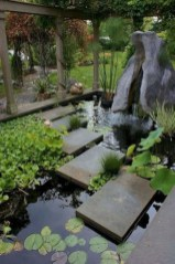 Adorable Fish Ponds Inspirations For Your Home 21