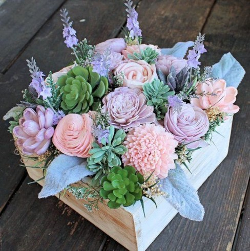 Astonishing Easter Flower Arrangement Ideas That You Will Love 30