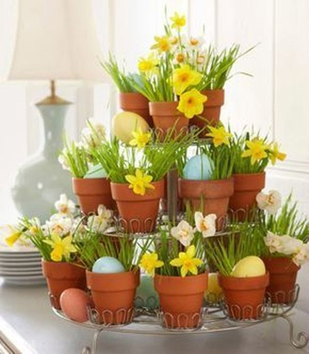 Astonishing Easter Flower Arrangement Ideas That You Will Love 50