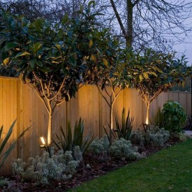 Beautiful Garden Fence Decorating Ideas To Follow 11