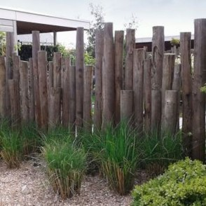 Beautiful Garden Fence Decorating Ideas To Follow 20